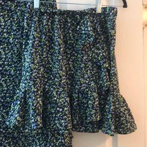 Michael Kors Skirts - 🌿MICHAEL KORS🌿 2pc matching Blouse & Skirt
